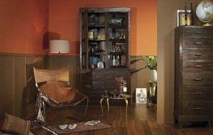 Kleurenpsychologie: de betekenis en het effect van oranje verfkleuren in je interieur
