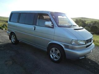 WANTED VW CARAVELLE MULTIVAN REIMO T4 T5 CAMPER TRANSPORTER 2.5 TDi etc Rossendale Picture 1