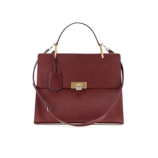Balenciaga Le Dix Cartable leather tote