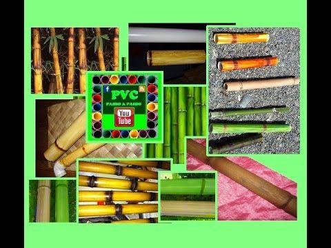 Falso bambu, veja como fazer tubo de pvc em bambu, para festas juninas, julinas, são joão, caipira, quermece, pau de cebo, Centenas de projetos gratuitos, ga...