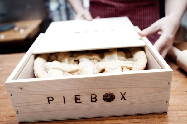 PieBox handcrafted in Chicago by dailydgblog1.