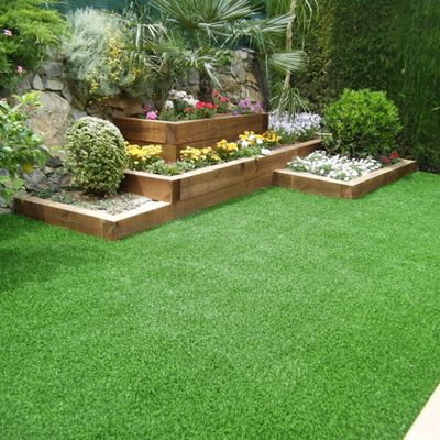 Las 25 mejores ideas sobre c sped artificial en pinterest - Cesped artificial para jardin ...