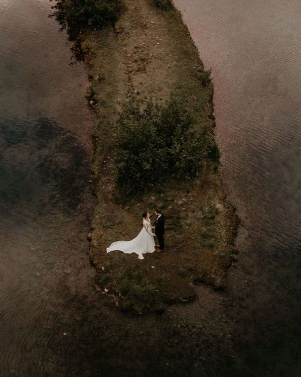 Top 15 Breathtaking Aerial Drone Wedding Photography Ideas My Deer Flowers Part 2 In 2020 Drone Photography Wedding Wedding Photography Drone Photography