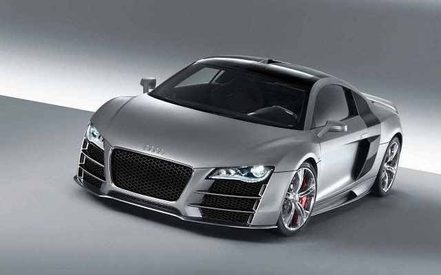 Audi R8 v12 4 Free Wallpapers ~ Auto Cars