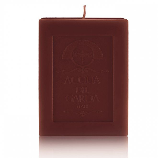 Scented Candle Vanilla and Cassis 1 KG - Acqua del Garda