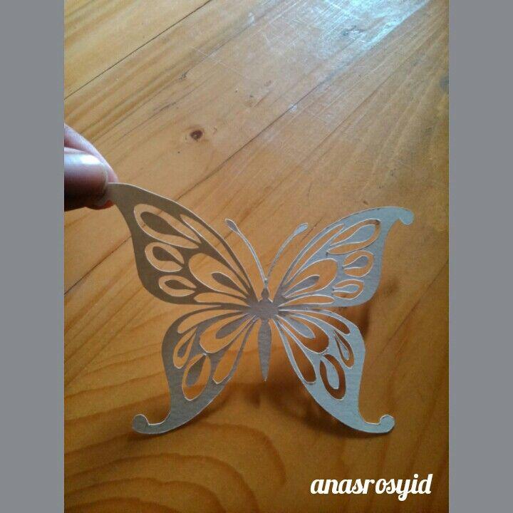 #butterfly #papercut
