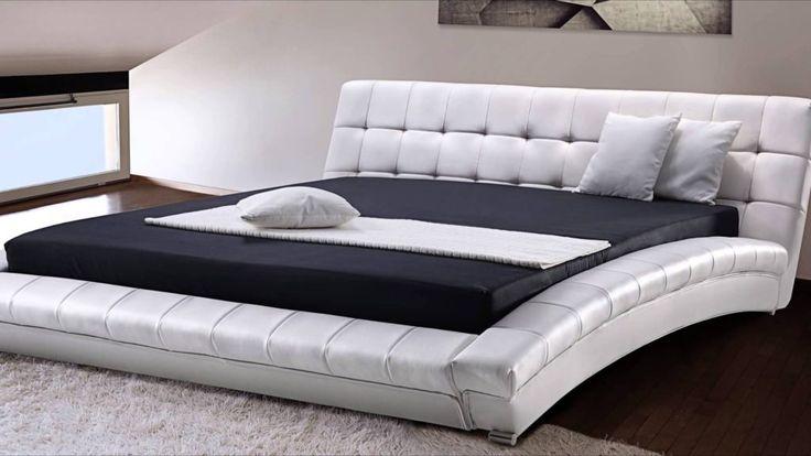 Modern Super King Size Bed Frame