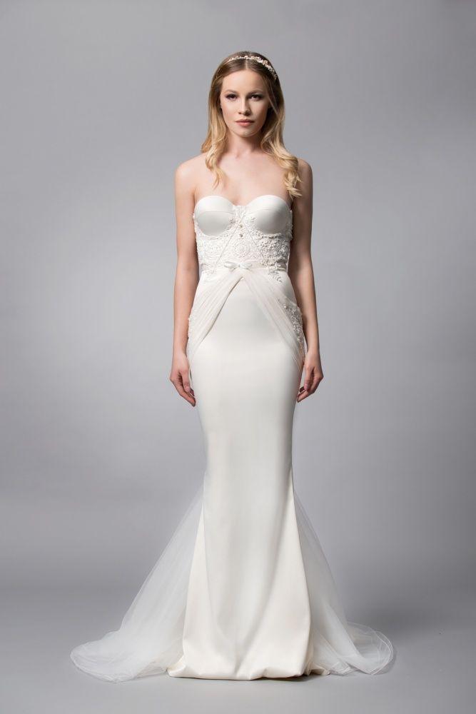 Grace Wedding Gown – Florina Ivascu – Rochie de mireasa Grace