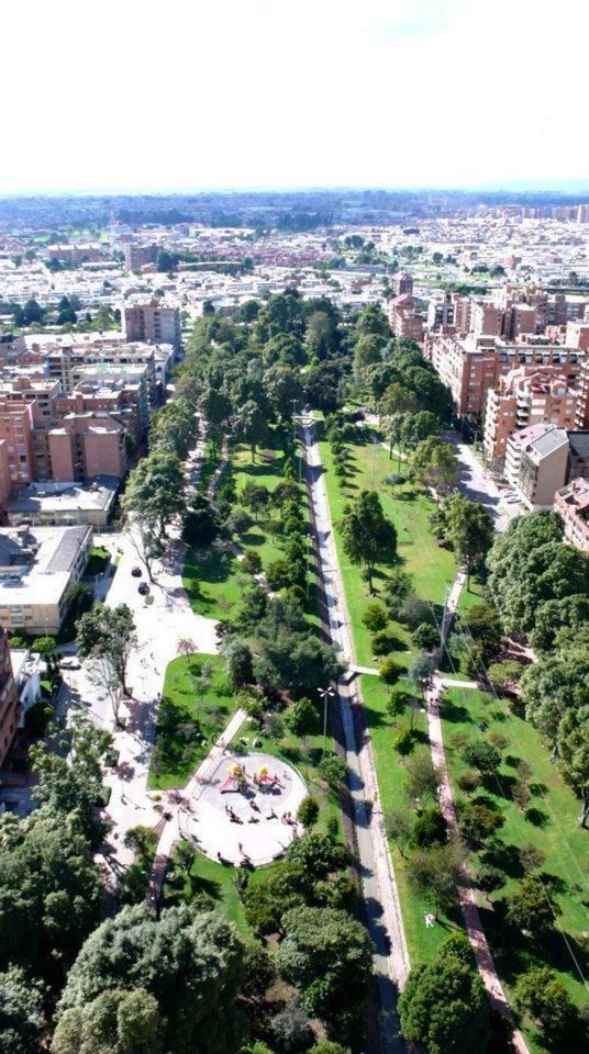 Bogota Colombia cll 86 parque del virrey