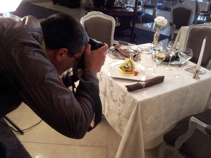 Amazing photos are being taken in the Concerto restaurant of Grand Hotel Continental Bucharest