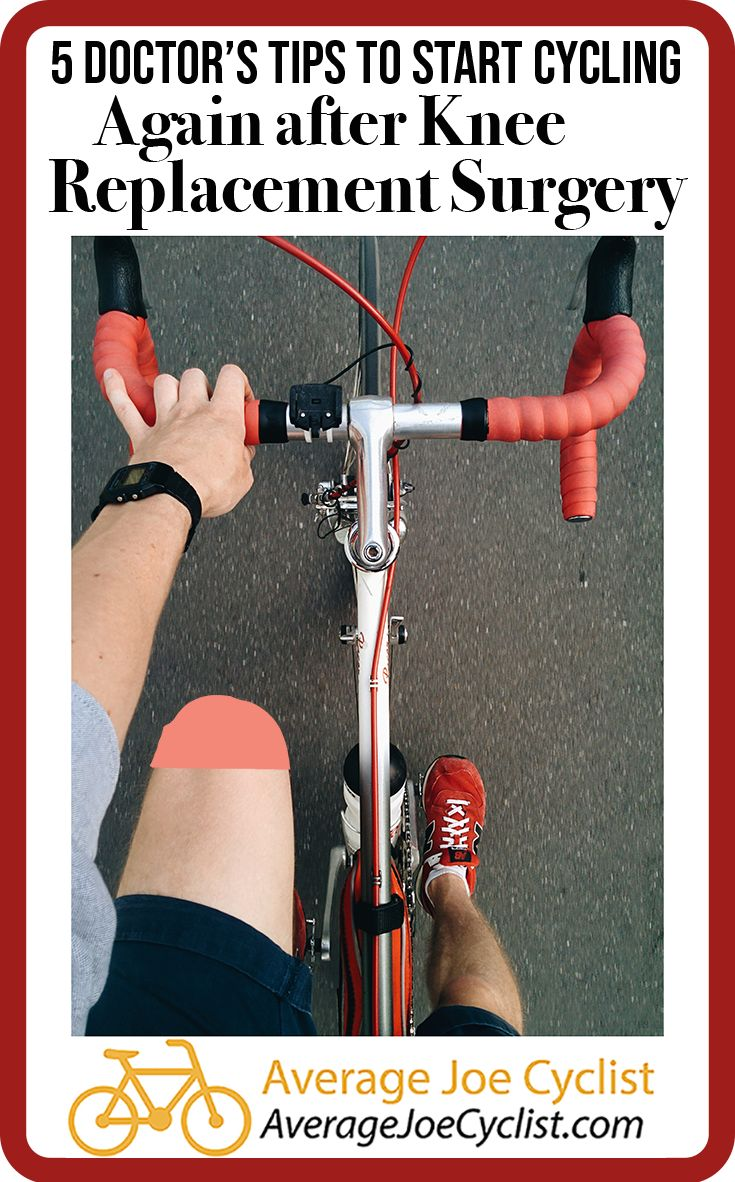 5 Doctor's Tips to Start Cycling Again after Knee ...