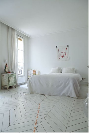 White washed wood floors decor white washed wood White washed wood flooring