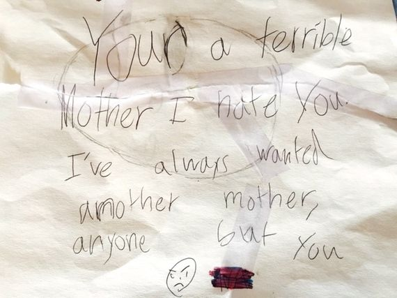 When My 9-Year-Old Daughter Told Me I Was A Terrible Mom  #Parentingtips.