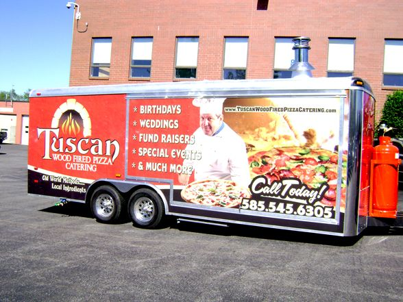 pizza catering rochester