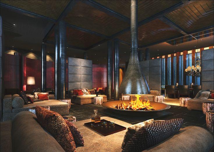 loveisspeed.......: The Luxurious Chedi Andermatt Hotel Mock Up Room, Switzerland....