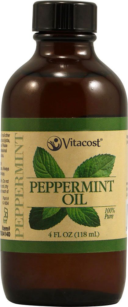 Vitacost 100% Pure Peppermint Oil