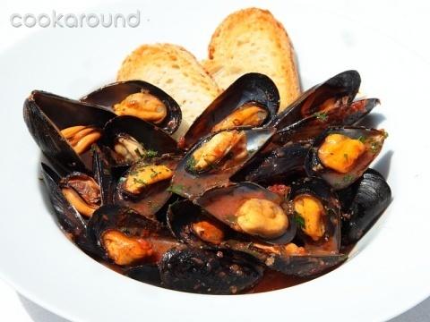 Zuppa di cozze: Ricetta Tipica Campania   Cookaround