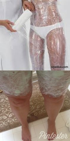 The at-home body wrap: You too can be stupid in the privacy of your own home.