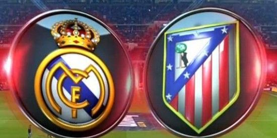 Real Madrid x Atletico de Madrid 550x275 Real Madrid x Atletico de Madrid Ao Vivo : Assistir Transmissão