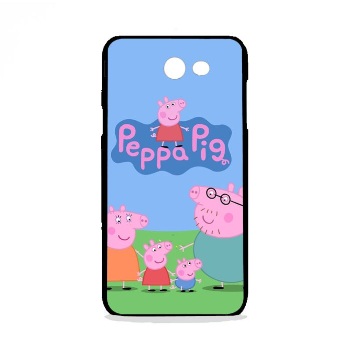 Peppa Pig TV Show Samsung Galaxy J7 2015 Case | Republicase