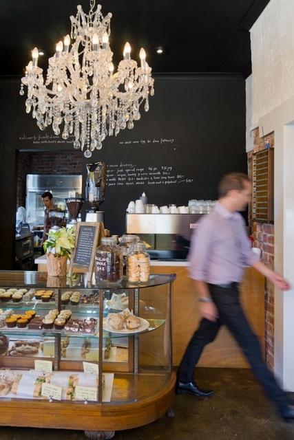 Friends of Mine café ~ Melbourne