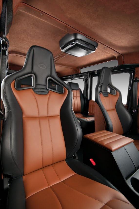 100%realjuice: VILNER – Land Rover Defender