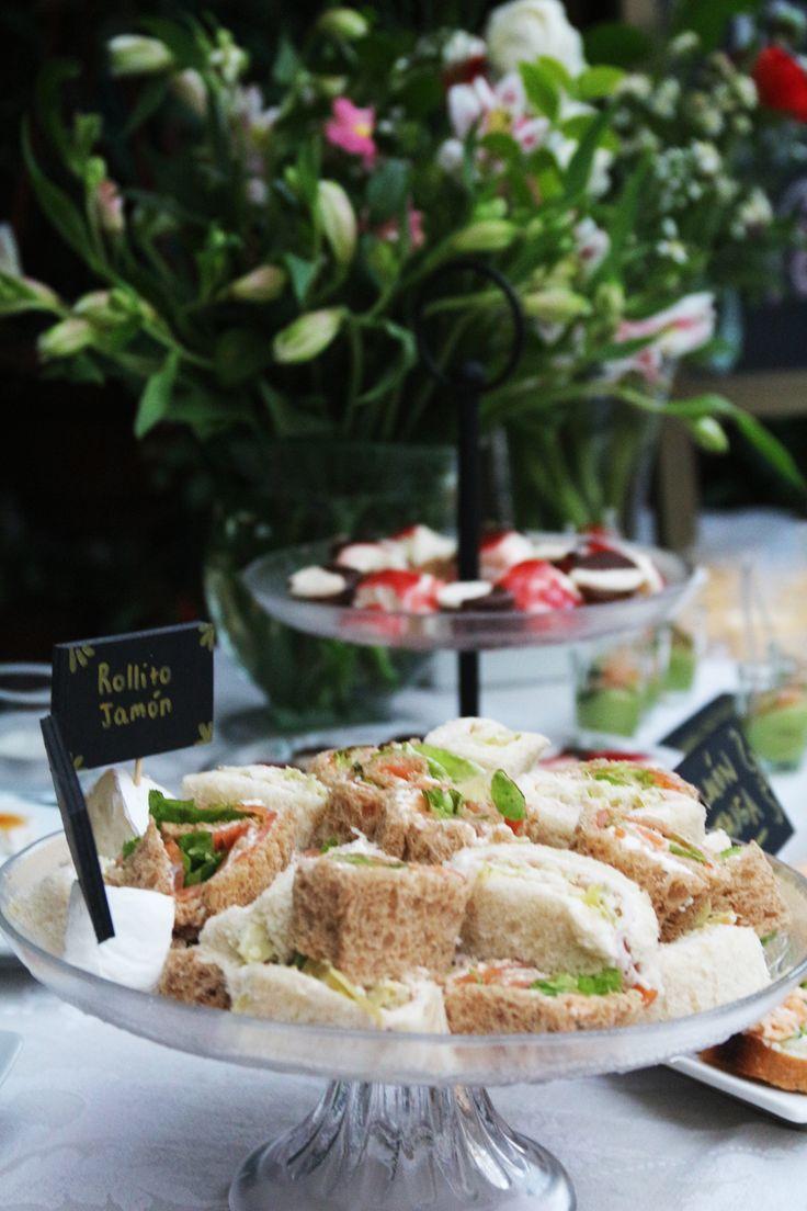 ideas para cumpleaos al aire libre carteles comidas cctel aperitivos luces