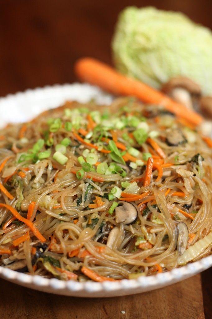 Chap Chae Korean Side Dish Jenny Evans