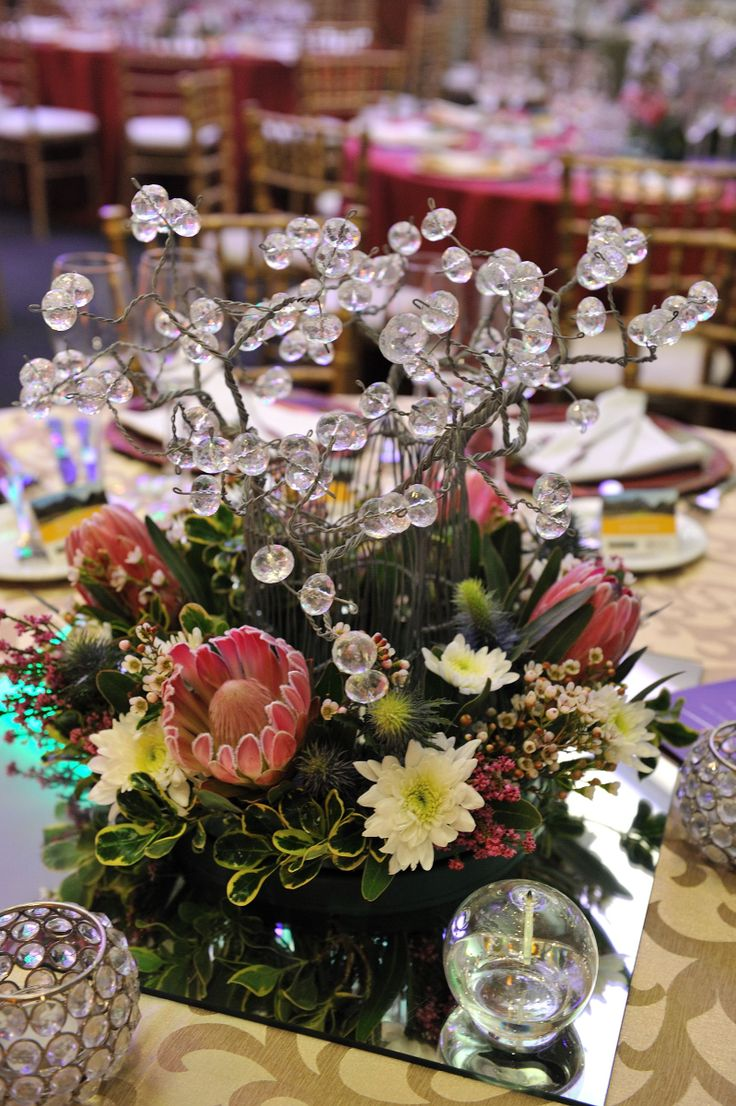 Base and centerpiece