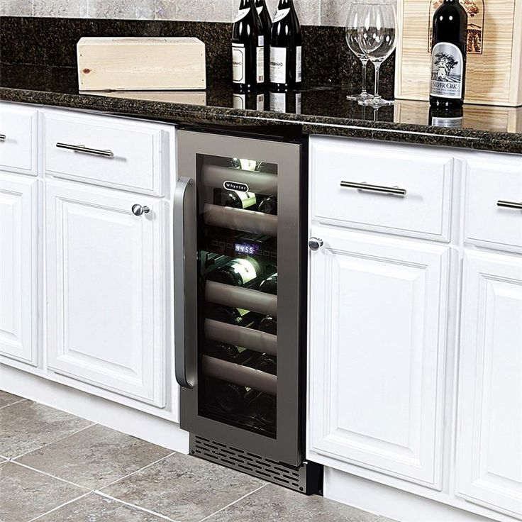 Best 25 Built In Wine Cooler Ideas On Pinterest Wine