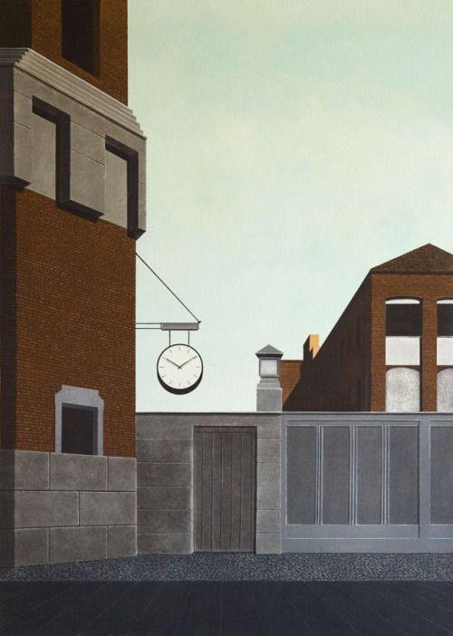 Arduino Cantàfora  (b. 1945) Berlin quatre ans avant la chute...