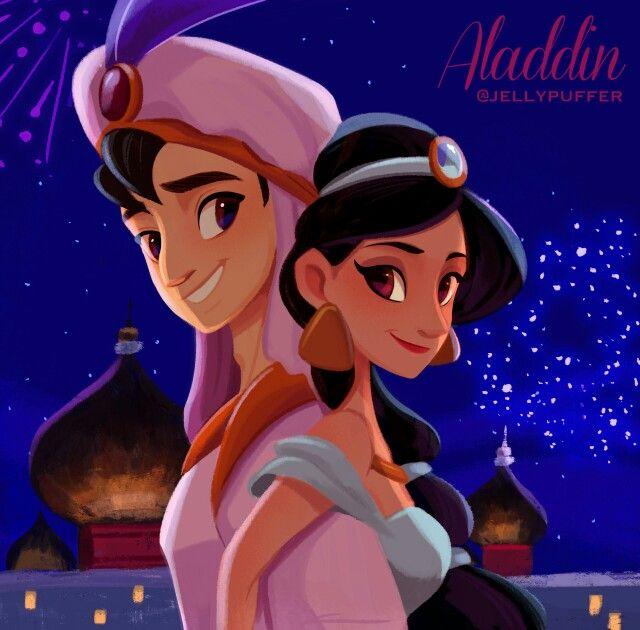1000+ images about Aladdin on Pinterest | Disney, Artworks ...