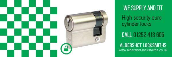 Slide - Half Euro Cylinder Locks