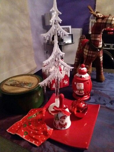 Home Christmas decoration