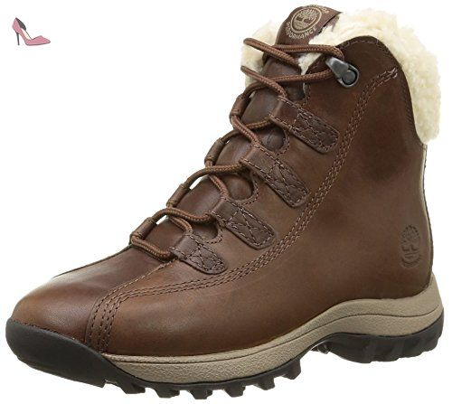 Kenetic Fabric and Leather, Bottes Chukka Homme, Marron (Wheat), 42 EUTimberland