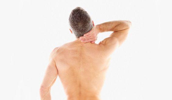 Йога при шейном остеохондрозе. Часть 1 - упражнения остеохондроз, гимнастика при остехондрозе, гимнастика для позвоночника :: Мультимедийный...