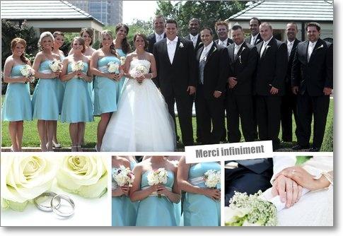 17 best images about mariage remerciements on pinterest. Black Bedroom Furniture Sets. Home Design Ideas