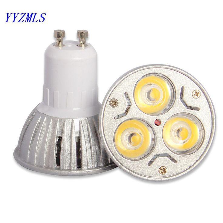 GU10 MR16 E14 E27 led  9W 12W  15W gu 10 Dimmable lamp Led Spotlight 220V 110V downlight Warm White Cold White led bulb light