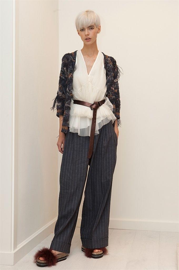 BRUNELLO CUCINELLI, Presentazioni • Milano Moda Donna S/S 2018