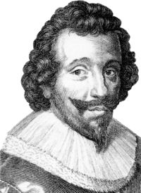 Théophile de Viau born at Clairac, near Agen in the Lot-et-Garonne in 1590 – September 25, 1626; was a French Baroque poet and dramatist.