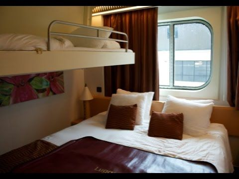 This Room Sleeps 5 Carnival Magic Cruise Ship Ocean View