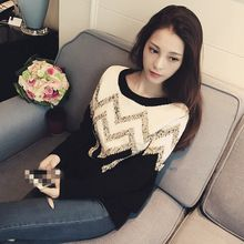 2016 autumn winter new Formal blouse blusa de renda shirt roupas feminina Formal long sleeve tops casaco de frio feminino TS400(China (Mainland))