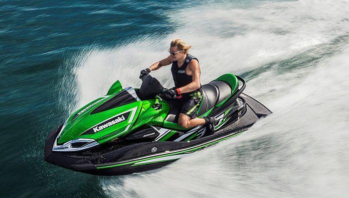 2017 Kawasaki Jet Ski Ultra 310 LX Feature