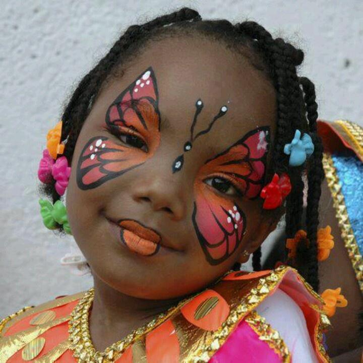 Miracle Body And Paint >> Caritas pintadas | Ideas para fiestas | Face art, Beautiful children, Precious children