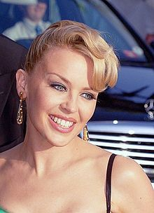 The girl next door that boys & girls would love to get with, Kylie Minogue