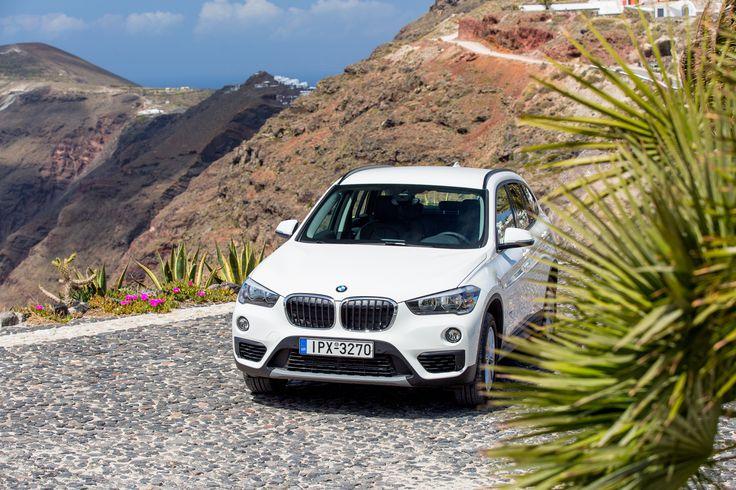 #Santorini #RentaCar #BMW #X1 #SUV