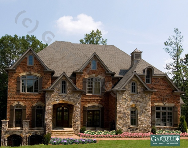 images about Rock brick house exterior on Pinterest   Brick    Cornish Hall  Lighter exterior