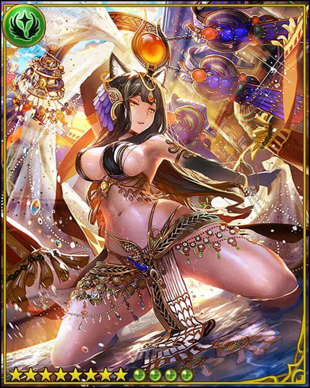 ルナティックダンサー・バステト (レジェンド) - 神撃のバハムートwiki