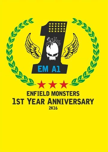 Enfield Monsters 1A