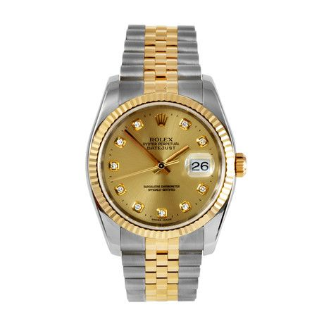 Rolex Datejust Automatic // 116233 // Pre-Owned
